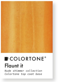 Colortone Flaunt It Nude Shimmer Pigment