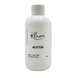 Klear Aceton 500 ml