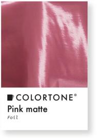 Colortone Pink Matte Foil