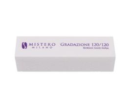 Mistero Milano Sanding Block 120/120 1 Stuk