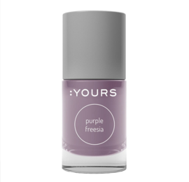 YOURS Stamping Polish Purple Freesia