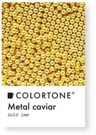 Colortone Metal Caviar Gold 1 mm
