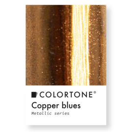 Colortone Copper Blues Metallic Koper Pigment