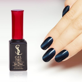 Slowianka Cat Eye Gel Polish 008 Blue
