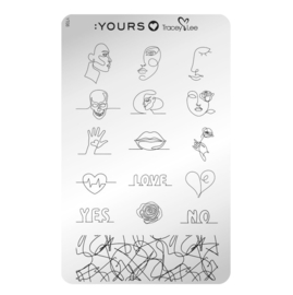 YOURS Loves Tracey Lee Drawing The Line (YLT08)