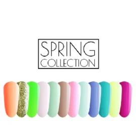 THE GELBOTTLE SPRING COLLECTION 2018