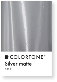 Colortone Silver Matte Foil