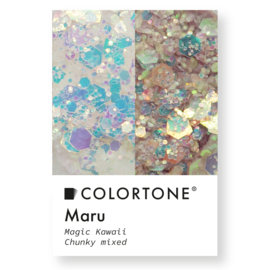 Colortone Magic Kawaii Chunky Mixed Maru