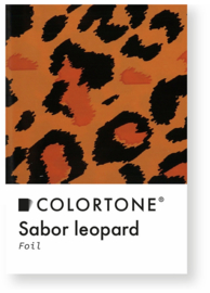 Colortone Sabor Leopard Foil