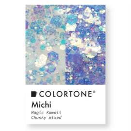Colortone Magic Kawaii Chunky Mixed Michi