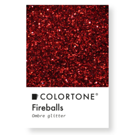 Colortone Ombre Glitters Fireballs