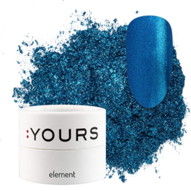 Yours Element Blue Iris