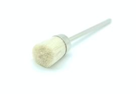 Nail Polishing Brush Wool L Frees Bit