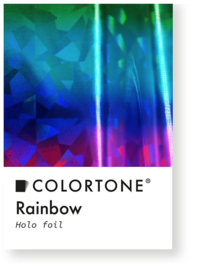 Colortone Rainbow Holo Foil