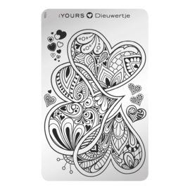 YOURS Loves Dieuwertje Timmer Queen Of Hearts (YLD04)