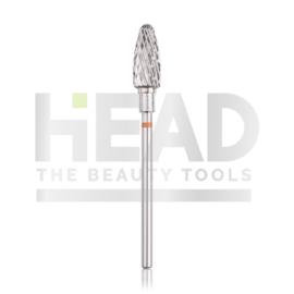 Head Tungsten Bit Left Handed Corn 6.0mm