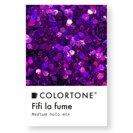 Colortone Medium Holo Mix Fifi Le Fume