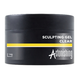 Astonishing Nails Sculpting Gel Clear 14ml