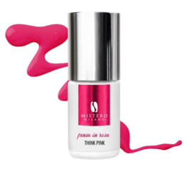 Mistero Milano Gel Polish Think Pink