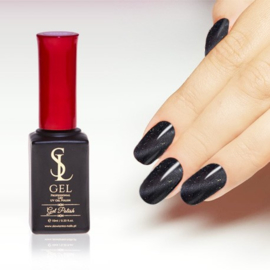 Slowianka Cat Eye Gel Polish 003 Black