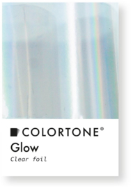 Colortone Glow Clear Foil