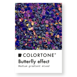 Colortone Medium Gradient Glitters Butterfly Effect