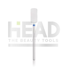 Head Ceramic Frees Bit Cylinder Safe Edge Blue 6.5mm