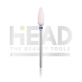Head Ceramic Frees Bit Corn Blue 6.0mm
