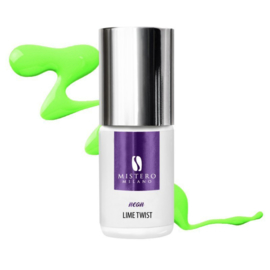 Mistero Milano Gel Polish Neon Lime Twist 6 ml