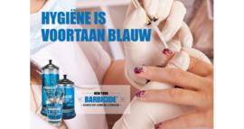 Barbicide Bundel (Barbicide 1,9L + 1.2L Dompelaar)