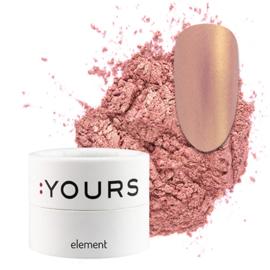 Yours Element Bronze Heart