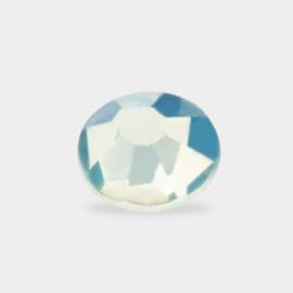 Mistero Milano Diamond Glass SS4 Opal Green 40 Stuks