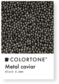Colortone Metal Caviar Black 0,8 mm