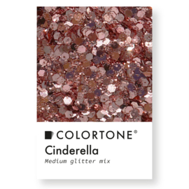 Colortone Medium Glitter Mix Cinderella