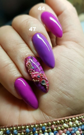 Slowianka Gel Polish 044 Purple