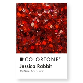 Colortone Medium Holo Mix Jessica Rabbit