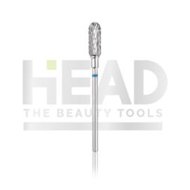 Head Tungsten Bit Rounded Cylinder Blue 5.0mm