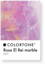 Colortone Rosa El Rei Marble Foil