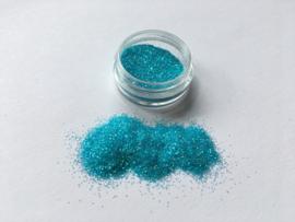 Nail Art Glitter Turquoise