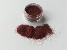 Nail Art Glitter Red