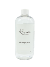 Klear Alcosept Plus 80% Alcohol 500 ml
