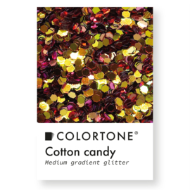 Colortone Medium Gradient Glitters Cotton Candy