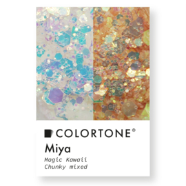 Colortone Magic Kawaii Chunky Mixed Miya