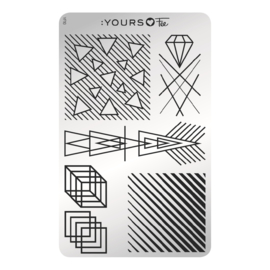 YOURS Loves Fee Wallace Deco Dreams (YLF10)