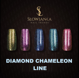 Slowianka Diamond Line Gel Polish Collection