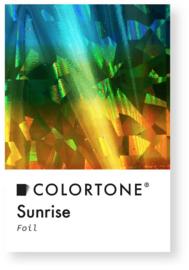 Colortone Sunrise Holo Foil