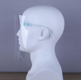 Corona Gezichtsscherm Met Bril