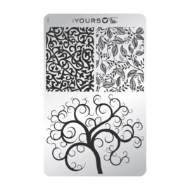 YOURS Loves Fee Wallace Twisted Garden (YLF02)
