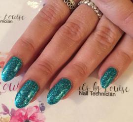 The GelBottle D23 Diamonds Turquoise
