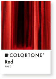Colortone Red Foil